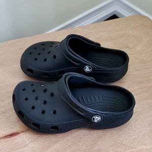 Crocs Black Size M2 W4